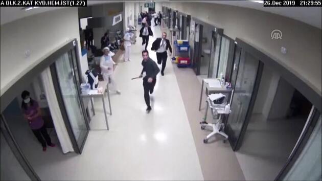 Hastanede ortalık karıştı! Güvenlik görevlileri hasta yakınını darbetti