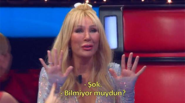 O Ses Türkiye'ye Seda Sayan'ın gözyaşları damgasını vurdu