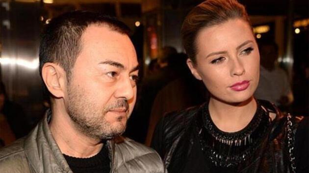 Serdar Ortaç ile Chloe Loughnan senetle boşanmış