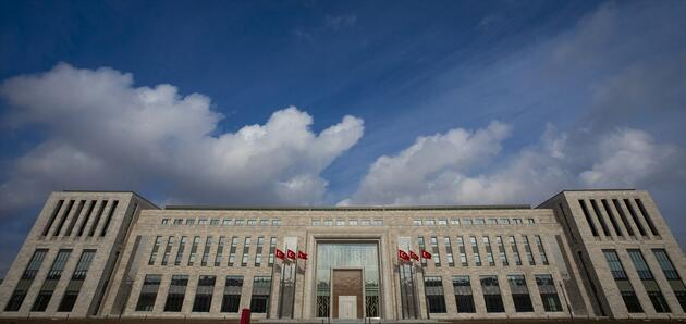 """MİT'in yeni binası """"KALE"""" yarın hizmete açılıyor"""