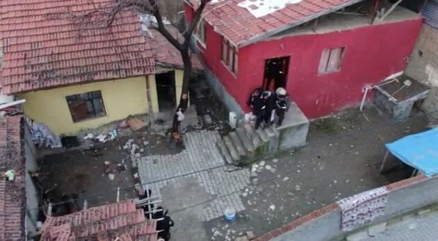 Sosyal medyadan uyuşturucu satışına 81 ilde operasyon: 162 gözaltı
