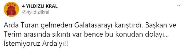 Arda Turan'ın transfer ihtimali Twitter'ı karıştırdı