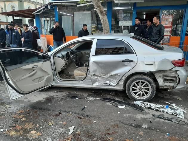 Gaziantep'te aşırı hız dehşeti: 15 yaralı