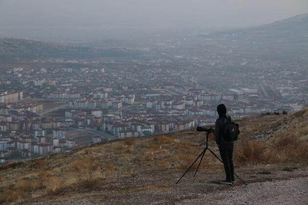 Elazığ ve Bingöl'de çekilen gökyüzü fotoğrafları hayran bıraktı