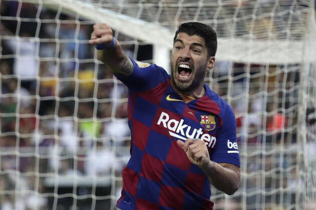Barcelona-Atletico Madrid maçında sinirler gerildi!