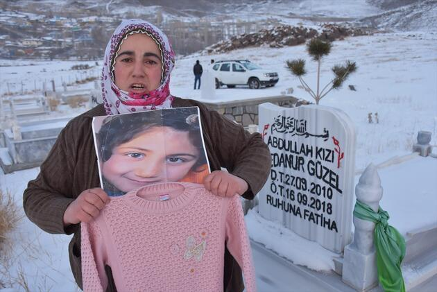 Öldürülen küçük Sedanur'un ailesi: Adalet yerini buldu