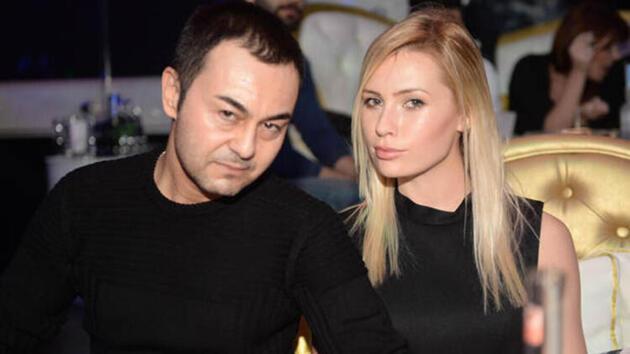 Serdar Ortaç'ın o sözleri tepki çekti! Eski eşi Chloe Loughnan'dan cevap geldi