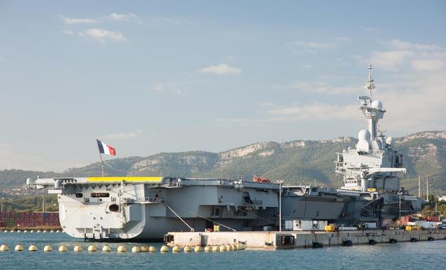 Fransa'dan dikkat çeken hamle: Uçak gemisini yolluyor