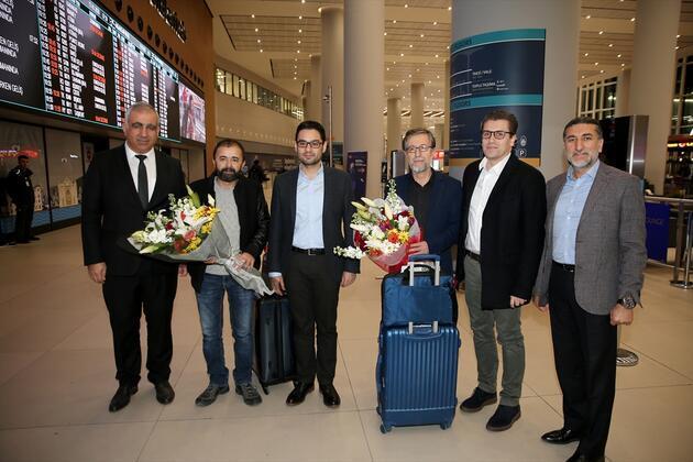 Mısır'da serbest bırakılan Türk vatandaşı Hilmi Balcı Türkiye'ye döndü