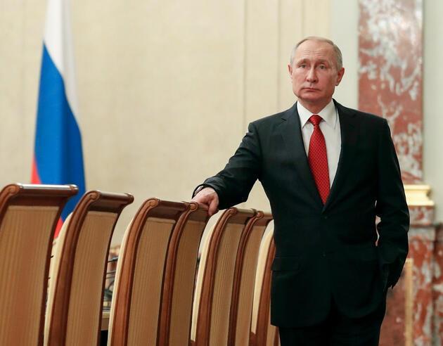 Putin'le hokey arkadaşlığından başbakanlığa... Rusya'da şimdi ne olacak?