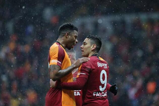 Galatasaray'da Falcao isyan etti!