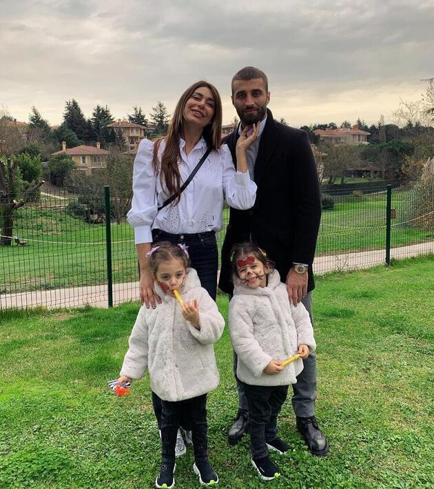 Üçüncü çocuk geliyor! Ebru Şancı yeniden hamile