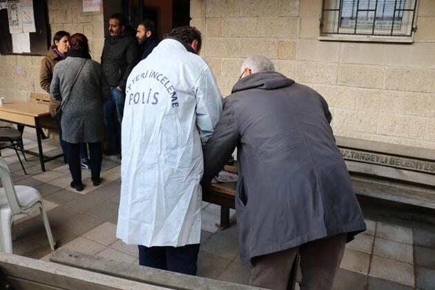 İstanbul'da cemevine çirkin saldırı!
