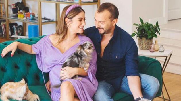 Hazal Kaya ve Ali Atay'ın bebeğine teklif yağıyor