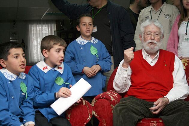 TEMA Vakfı kurucusu Hayrettin Karaca hayatını kaybetti