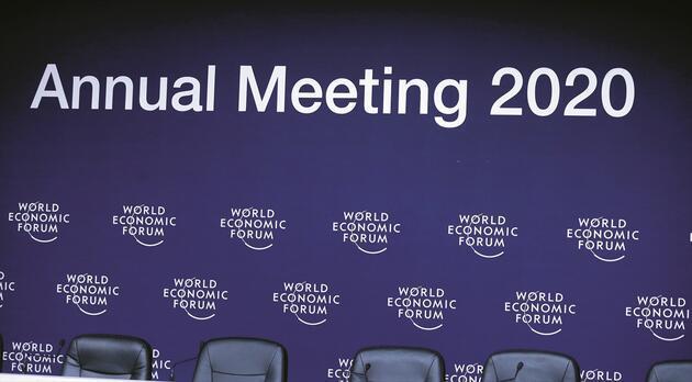 Dünya Ekonomik Forumu protestolarla başlıyor