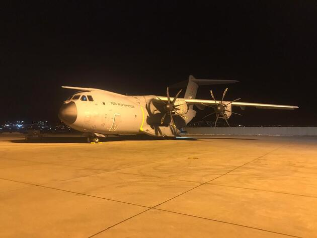 Mogadişu'ya hareket etti