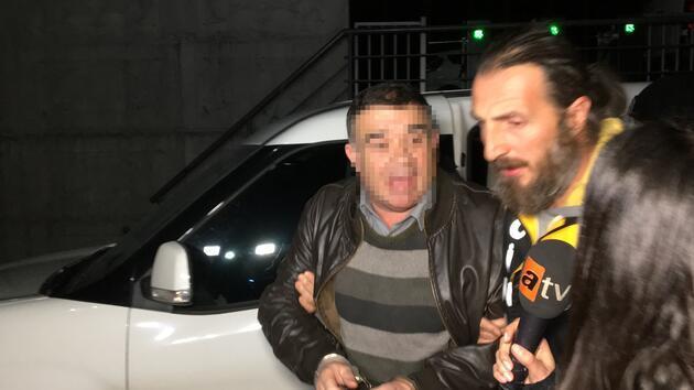 Samsun'daki korkunç cinayetin zanlısı Bursa'da yakalandı