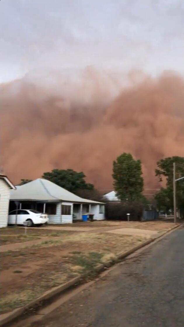 Bir yanda yangın, diğer yanda fırtına ve dolu: Avustralya'da son durum ne?