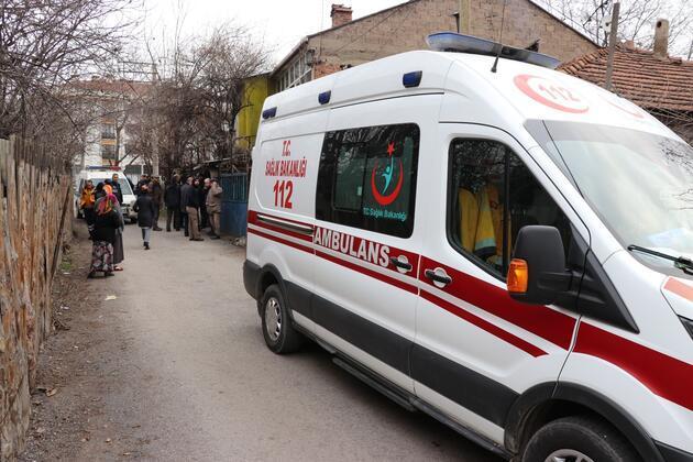 Bir gün önce taşınan kiracılar parayı çaldı, kalp krizinden öldü