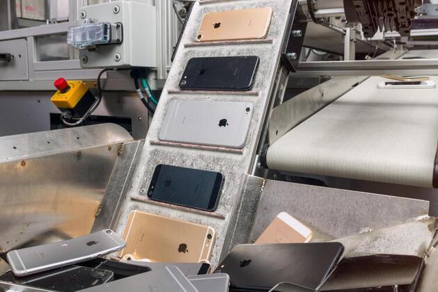 Apple'ın sır gibi sakladığı gizli binanın içinde neler oluyor?