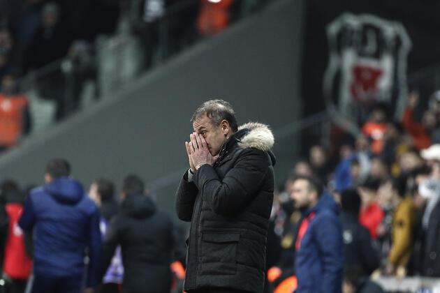 Beşiktaş'ta flaş Abdullah Avcı toplantısı