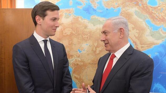 Trump'ın damadı İsrail ziyaretini iptal etti