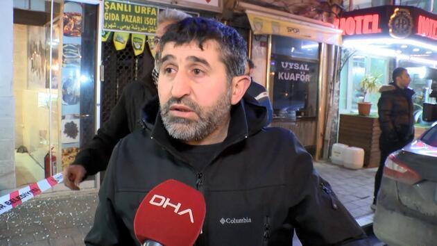 Yer: İstanbul... Kurşun yağdırdılar