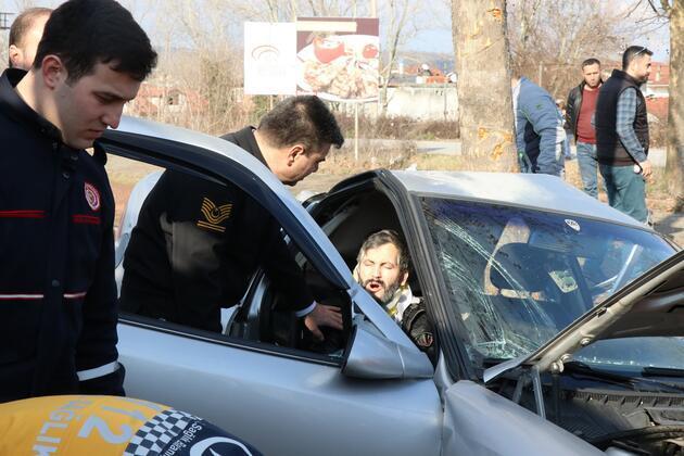 Sakarya'da feci kaza: 10 yaşındaki Berat hayatını kaybetti