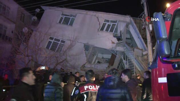 Elazığ'da şiddetli deprem! Onlarca ilde hissedildi