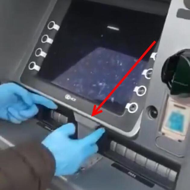 ATM'den para çekerken sakın bu hataya düşmeyin, dikkat!
