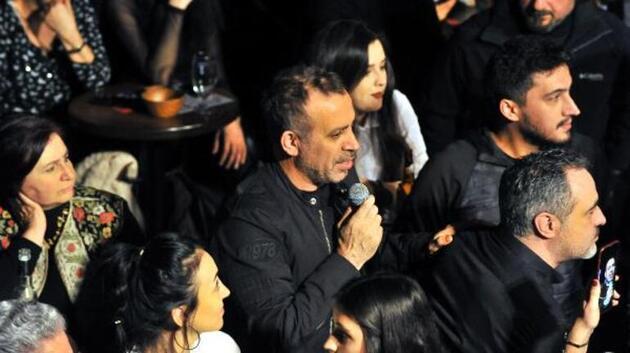 Elazığ'daki depremin ardından Haluk Levent konserini iptal etti
