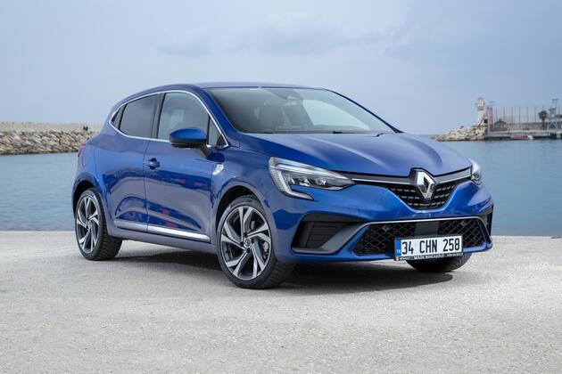 400 milyon euroluk Renault Clio şubatta yola çıkıyor
