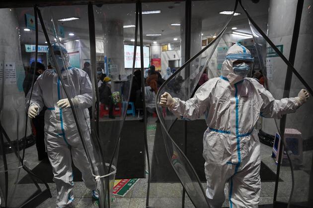 Gizemli virüste ürküten artış: Çin'de can kaybı 106'ya çıktı!