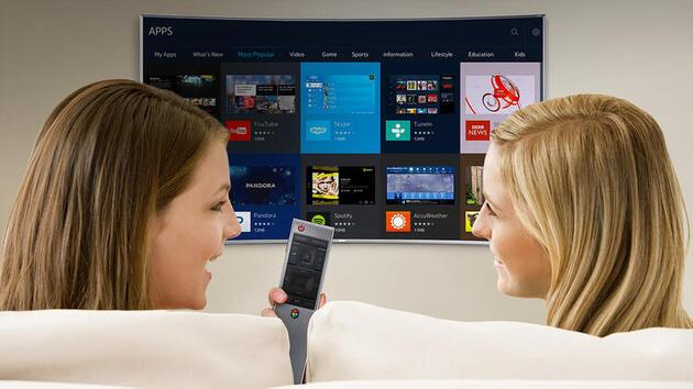Televizyonlar tamamen değişiyor! Görürseniz şaşırmayın!