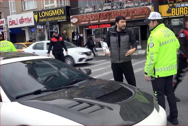 'Türkiye'de bu araçtan 4 tane var' dedi ama cezadan kurtulamadı