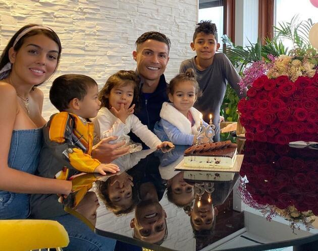 Georgina Rodriguez'den Ronaldo itirafı