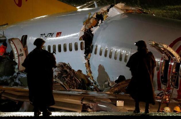 Bahçeşehir Koleji İzmir'e kaza yapan uçakla gitmiş