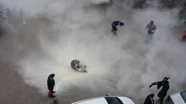 Üzerine benzin döküp, kendisini ateşe verdi... Hatay Valiliği'nden açıklama