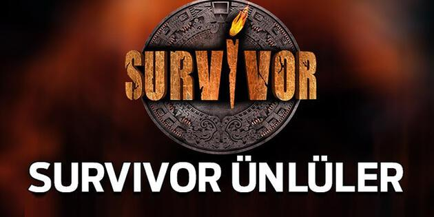 Survivor 2020 ünlüler takımı yarışmacıları kimler? İşte Survivor ünlüler kadrosu