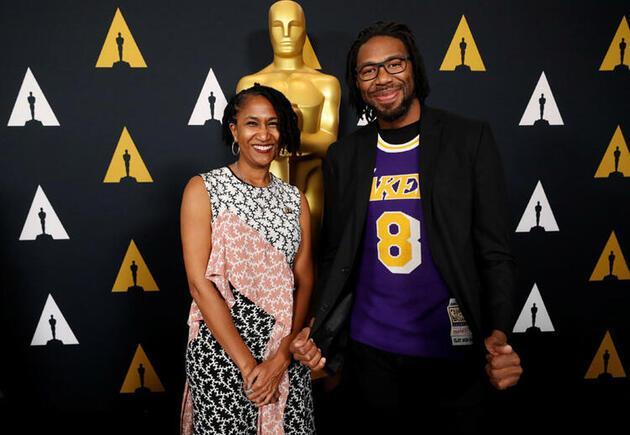 Kobe Bryant 2020 Oscar Ödül Töreni'nde unutulmadı