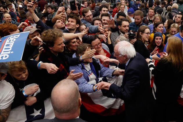 Trump'ın 'Sanders' endişesi: ABD Başkanı seçimler için istediği rakibi açıkladı