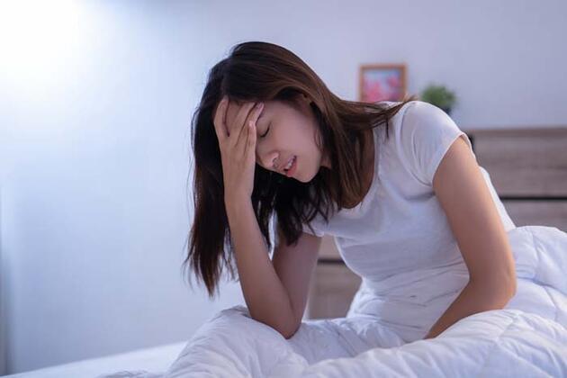 Stresi anında yok ediyor! Depresyonu yenmek için beslenme tüyoları