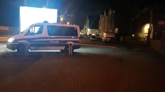 Almanya'da 3 camiye bomba ihbarı yapıldı