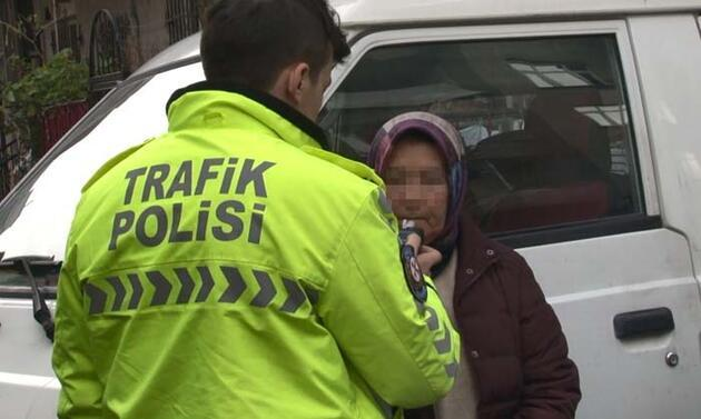 Ehliyetsiz sürücü kaldırımdaki çocuğa çarptı