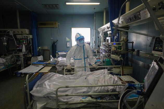 Koronavirüste can kaybı son 24 saatte 121'e yükseldi