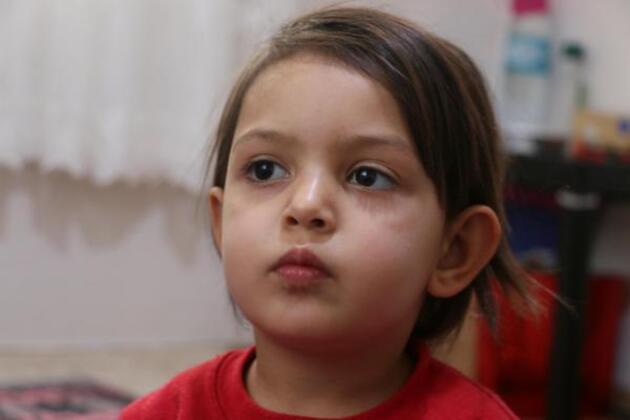 Küçük Meryem, sağlığına kavuşmak için yardım bekliyor