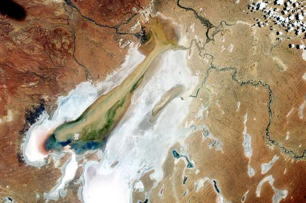 NASA uzayın derinliklerinden Dünya'ya gönderdi: Tıpkı İstanbul gibi...