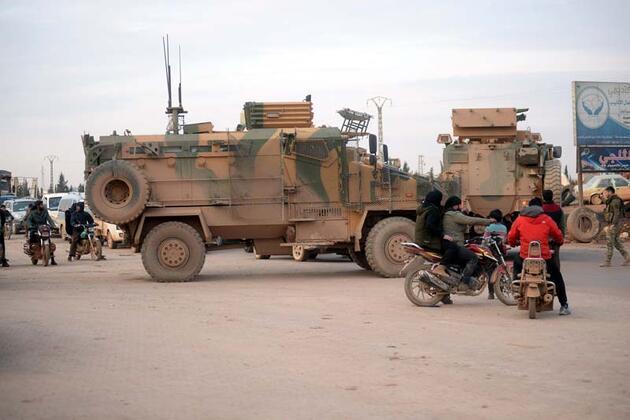 Suriye'ye sevkiyat devam ediyor