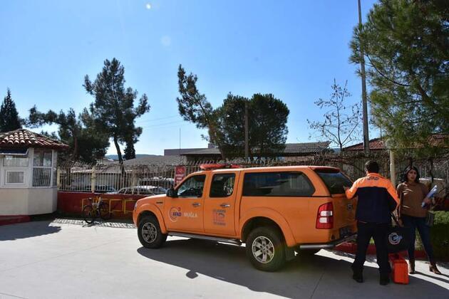 Üniversitede kırmızı alarm! Bina karantinaya alındı
